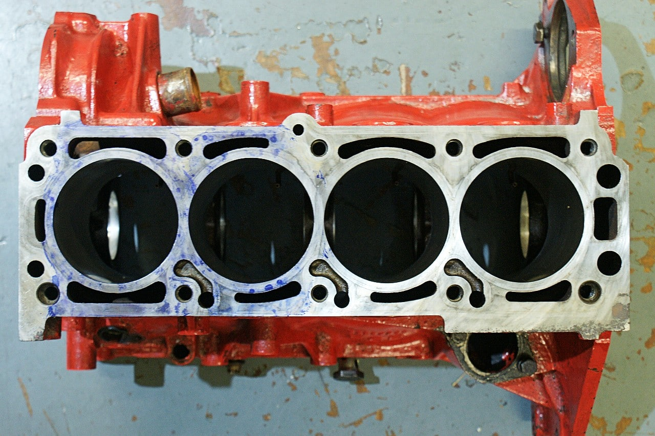 Vauxhall Astra VXR Engine Block