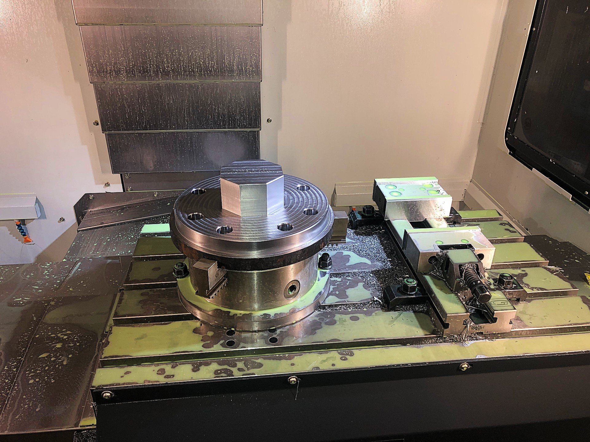 Hydraulic Flange Manufacturing Stage 5